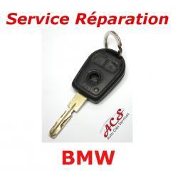 Service réparation télécommande clé BMW E36 E38 E39 E46 Z3