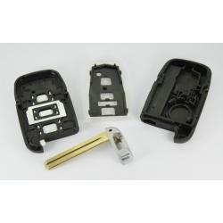 Télécommande coque de clé plip 3 boutons Hyundai I20 I30 TUCSON main libre