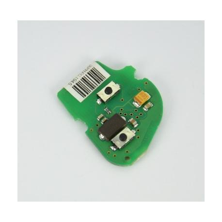 Télécommande électronique émetteur peugeot citroen 2 boutons 73372217B