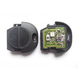 Télécommande électronique émetteur Nissan 2 boutons Primera Pathfinder Terrano Xtrail...