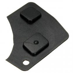 Boutons touches pour Télécommande Toyota 2 boutons