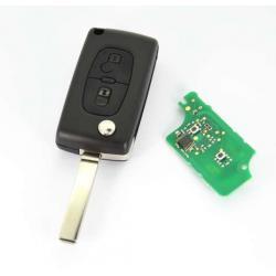 Télécommande émetteur Citroen Berlingo 2 boutons 6490C8 649042