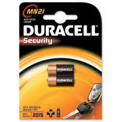 2x Pile Duracell mn21 a23 12v