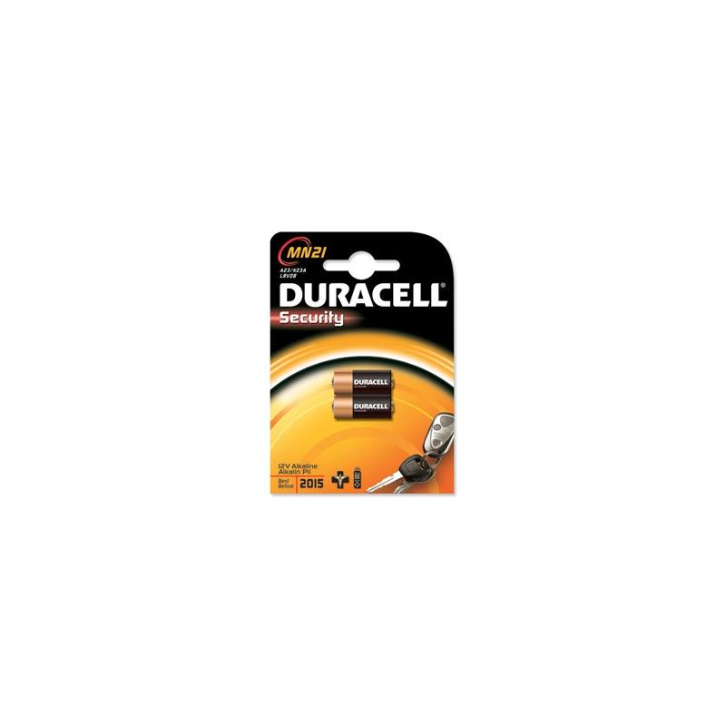 2x pile duracell mn21 a23 12v pour t l commande cl lectronique. Black Bedroom Furniture Sets. Home Design Ideas