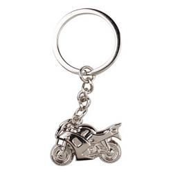 Porte-clés moto biker