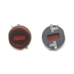 Bobine antenne transpondeur pour carte Renault Laguna, Espace, Velsatis 2 boutons