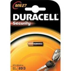 1x Pile Duracell mn27 a27 12v