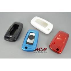 Étui coque pour télécommande clé BMW SERIE 1 2 4 3 5 F30 F32 F22 F20 3 boutons