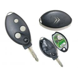 Télécommande électronique citroen Xsara, C5 3 boutons E16CI01E