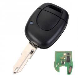 Télécommande émetteur Renault Clio 2, Twingo, Kangoo 2 1 bouton
