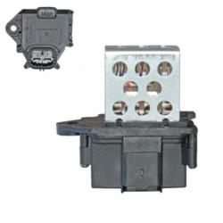 Resistance commande de chauffage ventilation Peugeot 307 Citroen C4 1308CL 9658508980