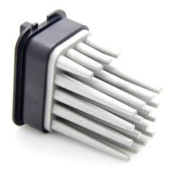 Resistance commande de chauffage ventilation climatisation Opel - 90566802
