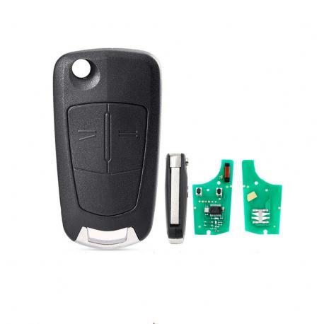 Télécommande émetteur Opel CORSA D 2 boutons 93189840